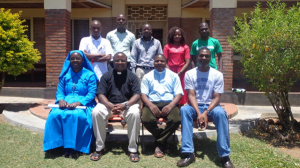 Directors of the Catholic Media House and Programmes Officers group photo
